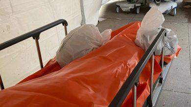 Photo of صور صادمة لتكدس جثث موتى كورونا في مستشفيات نيويورك