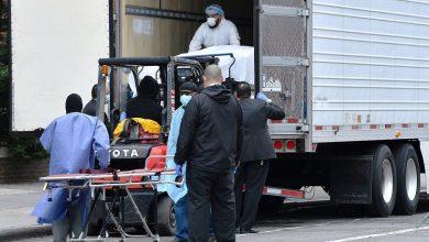 Photo of العثور على عشرات الجثث داخل شاحنات في نيويورك