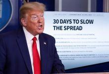 "Photo of ""سي إن إن"" تعرض قائمة أكاذيب ترامب حول وباء كورونا"