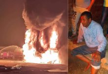 Photo of شجاعة سائق مصري تمنع وقوع كارثة مروعة (فيديو)