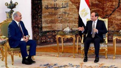 Photo of مبادرة مصرية لحل الأزمة الليبية بعد خسائر حفتر وحكومة الوفاق ترفض