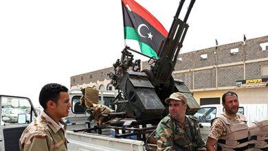 Photo of قوات حفتر تخسر آخر معاقلها في الغرب والوفاق تستعيد كامل طرابلس