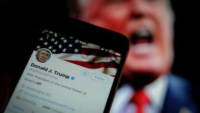 """Photo of """"تويتر"""" يحذف فيديو لترامب حول فلويد ويتهمه بالتلاعب"""