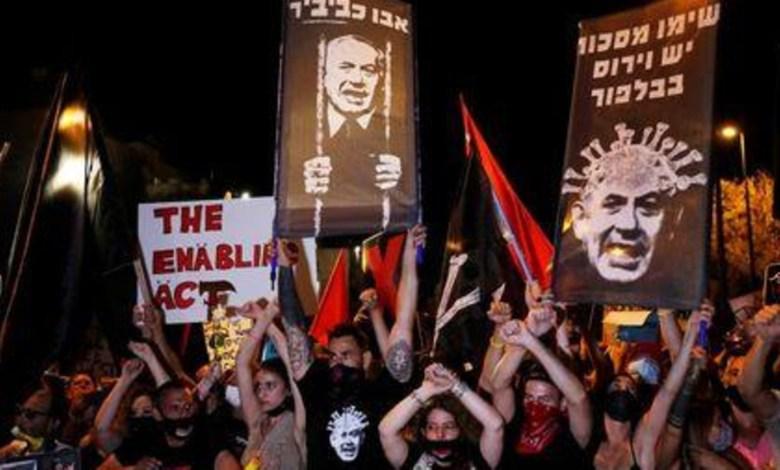 Photo of مظاهراتٌ سياسيةٌ واحتجاجاتٌ مطلبيةٌ تهددُ نتنياهو