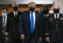 Photo of هل يعلن ارتداء ترامب الكمامة اعترافًا بخطر كورونا في أمريكا؟