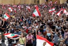 Photo of اللبنانيون ينتفضون مجددًا للمطالبة بالتغيير ويعلقون المشانق لزعمائهم