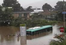 Photo of الفيضانات تجتاح كوريا الشمالية ومخاوف من تضرر مواقعها النووية