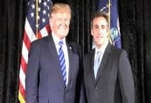 Photo of في كتابه الجديد.. محامي ترامب السابق يتعهد بكشف ممارسة الرئيس للغش