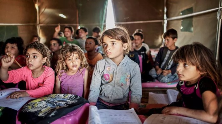 اطفال مهاجرين اختفوا في ظروف غامضة