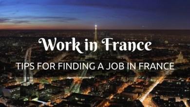 Photo of أفضل مواقع البحث عن العمل في فرنسا عن طريق الانترنت