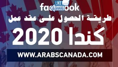 Photo of 2020 طريقة الحصول على عقد عمل كندا