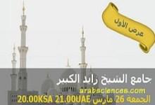 صورة أيقونات إماراتية : جامع الشيخ زايد الكبير