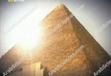 صورة معالم أثرية عملاقة : الأهرام