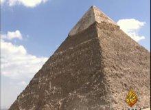لغز الأهرامات : الإنسان القوي