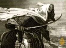 بالهجري : اغتيال الخليفة المسترشد بالله