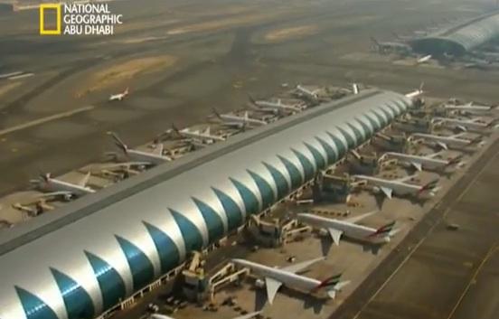 وثائقي مطار دبي الدولي : ح2