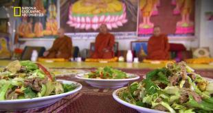 رحلة لي تشان عبر الأطعمة العالمية HD : كمبوديا