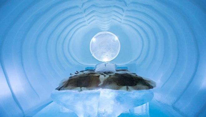 """""""بلو مارين"""" أو الحياة البحرية هو الإسم الذي أُطلق على إحدى أجنحة الفندق"""