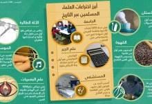 صورة مقال – 9 إختراعات علماء مسلمين غيّرت عالمنا اليوم