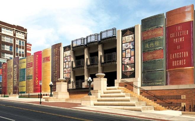 Kansas City Library (ميسوري, أمريكا)