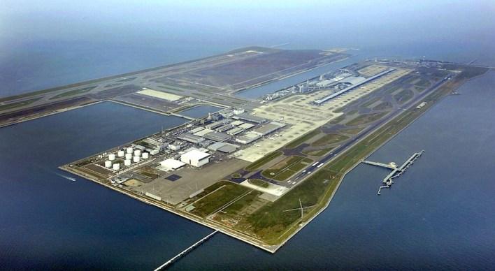 مطار كانساي الدولي