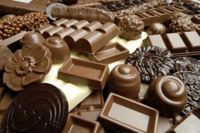 فوائد صحية للشوكولاته