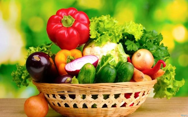 الخضروات والفواكه غنية بمضادات الأكسدة