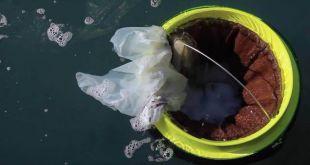 """مقتطف - """"سلة قمامة"""" مطورة لمكافحة تلوث البحار"""