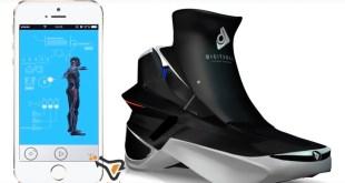 مقتطف : أول حذاء ذكي في العالم Digitsole Smartshoe