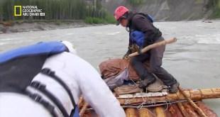 التشبث بالحياة في آلاسكا HD : نهر تازلاين
