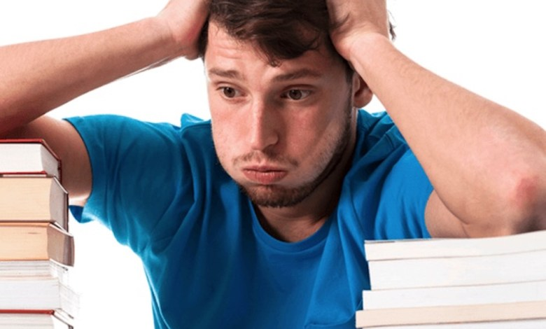 مقال - كيف تتغلب على الخوف قبل الامتحانات