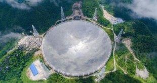 """مقال - أكبر تلسكوب لاسلكي في العالم لاكتشاف """"مخلوقات الفضاء"""" !!!"""