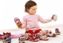 صورة مقال – ما يجب مراعاته عند اختيار حذاء الطفل لتفادي تشوهات القدم