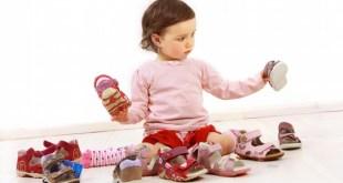 مقال - ما يجب مراعاته عند اختيار حذاء الطفل لتفادي تشوهات القدم