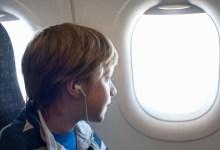 صورة مقال – ما سر ترك ستائر نوافذ الطائرة مفتوحة عند الإقلاع والهبوط؟