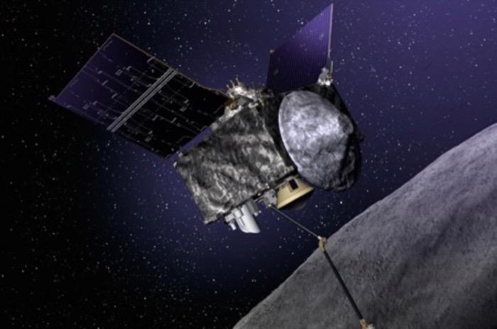 رحلة أوسايرس-ركس إلى كويكب بينو