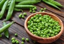 صورة مقال – 10 أسباب ستجعلك تتناول البازلاء الخضراء يومياً