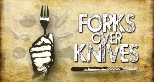 مترجم : شوكةٌ على سكين Forks over knives