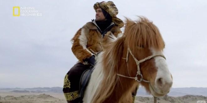 الطاه المغامر HD : منغوليا