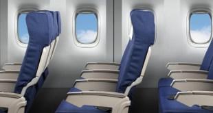 مقال - لماذا لا يمكن رفع ذراع المقعد الواقع على طول الممر بالطائرة؟