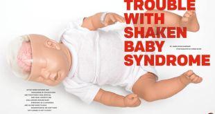 مقال : تعرّف على مخاطر هزّ الرضيع