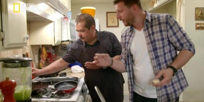 حول العالم في 80 أكلة شهية : الحلقة 6