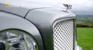 صانع السيارات الخارقة : بينتلي مولسان