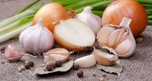 دراسة : البصل و الثوم يمنعان الإصابة بالسرطان