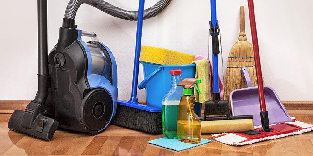 مقال – عند التنظيف .. نصائح لمرضى الحساسية