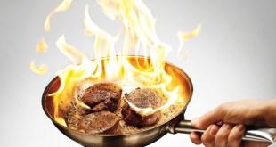 مقال - 5 أخطاء في الطهي .. لا تفعلها!