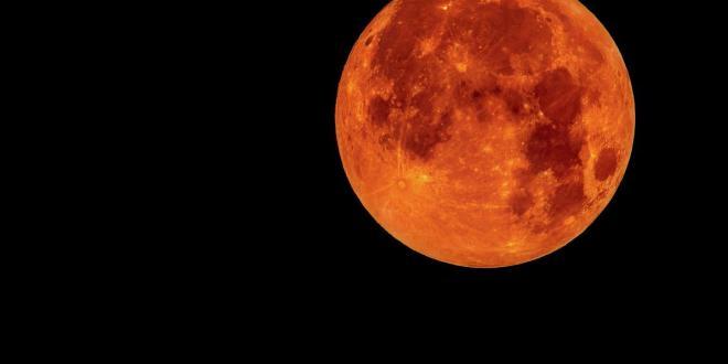 مقال - النظر لخسوف القمر هل هو آمن؟