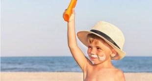 مقال - ثلاث نصائح لتفادي حساسية الشمس