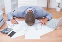 مقال - أمراض خطيرة قد تسببها لك وظيفتك