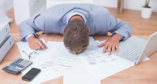 مقال – أمراض خطيرة قد تسببها لك وظيفتك
